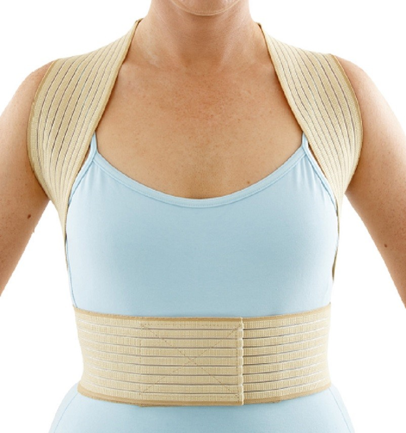 Clavicle Posture Shoulder Support front view