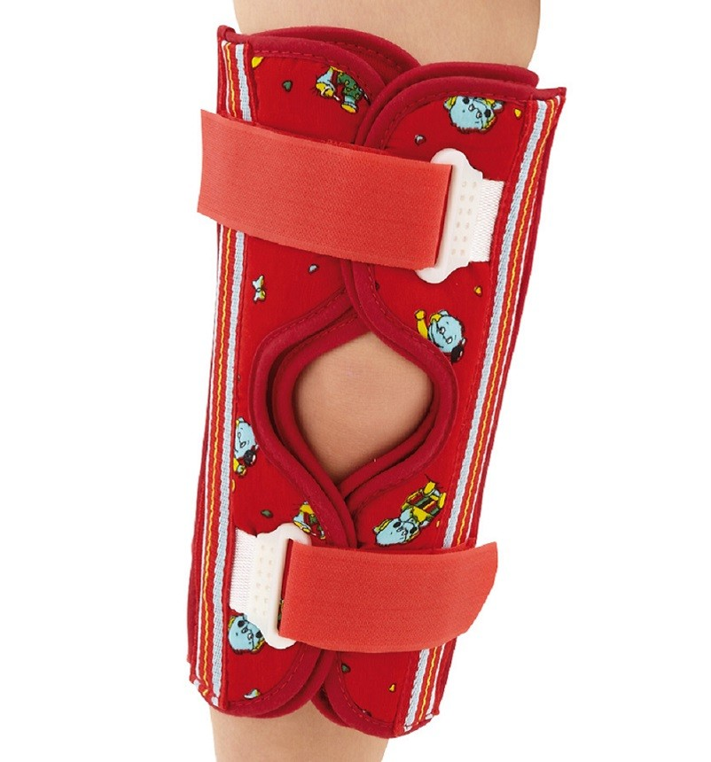 Paediatric 3-Panel Knee Immobiliser
