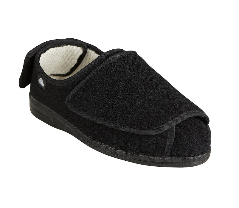 Brighton Slippers - Black