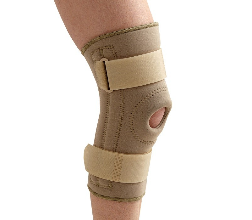 Stabilised Knee Support