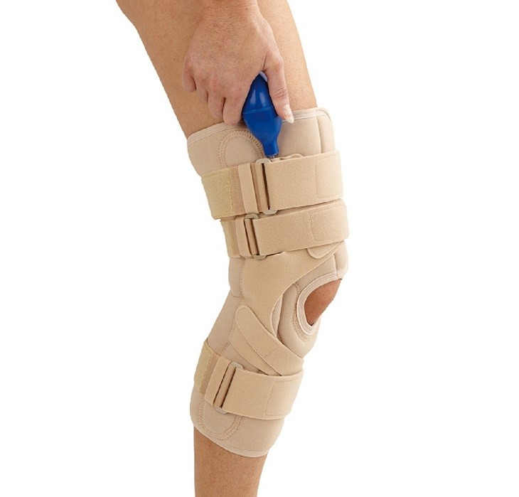 Varus and Valgus Knee Support