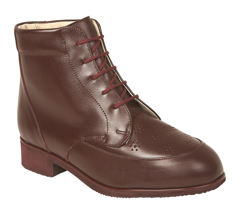 Corfu Burgundy Leather