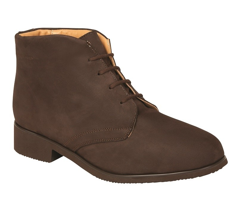 Verona Dark Brown Nubuck