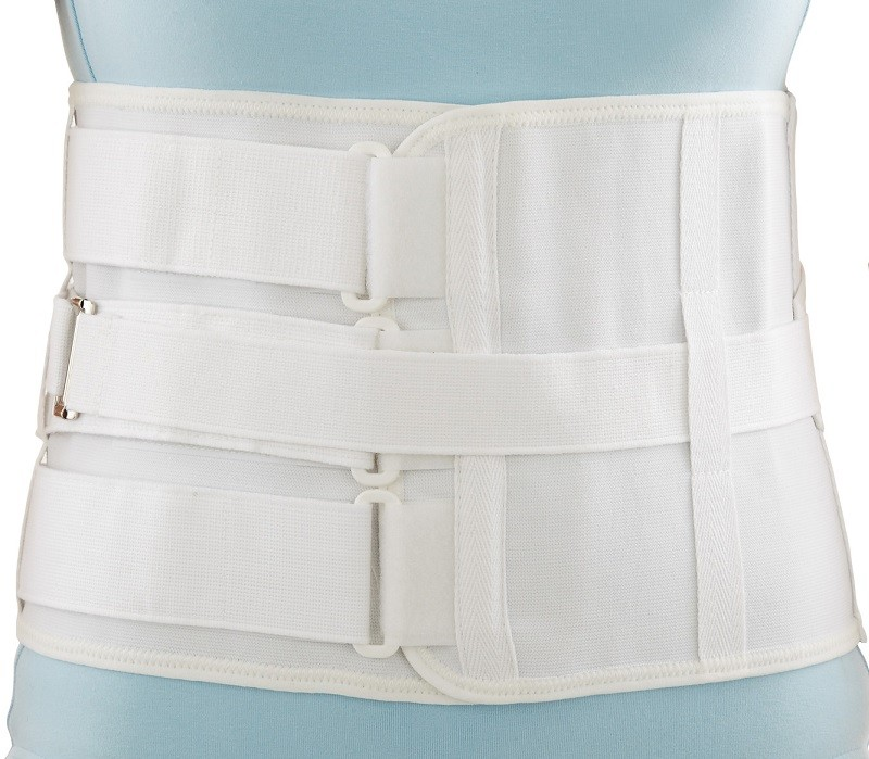 Comfort Lumbar Sacral Support front view