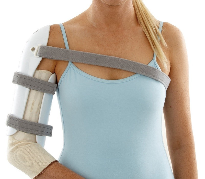Over the Shoulder Humeral Fracture Brace