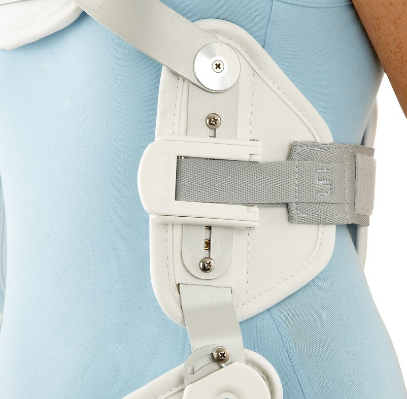 Hyperextension Brace Sternal pad