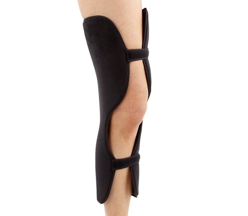 Universal Tri Panel Knee Immobiliser internal liner