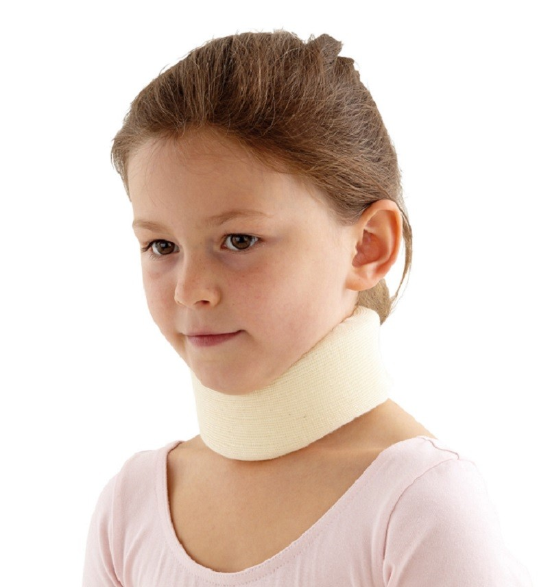 Paediatric Foam Collar