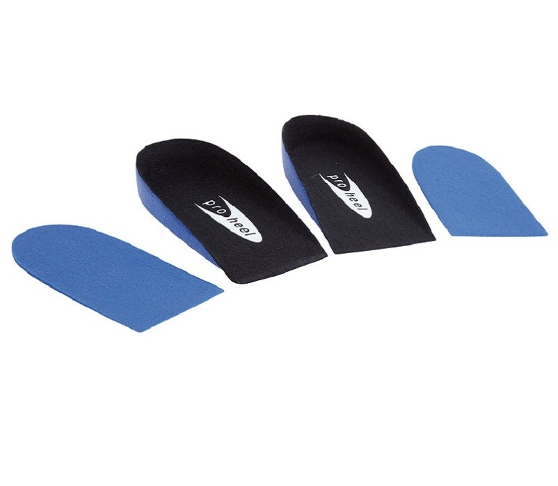 Proheel Insoles with 3mm self-adhesive raise
