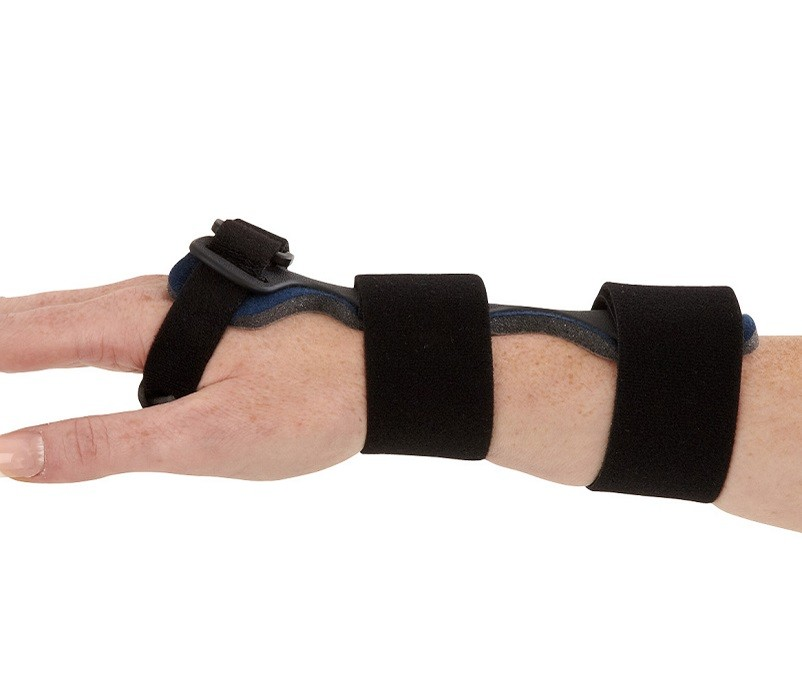 Dorsal Carpal Tunnel Splint side view