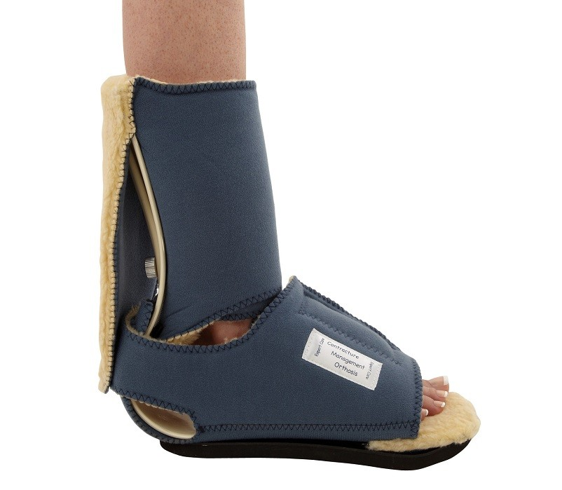 Leeder Boot Ankle Contracture Boot