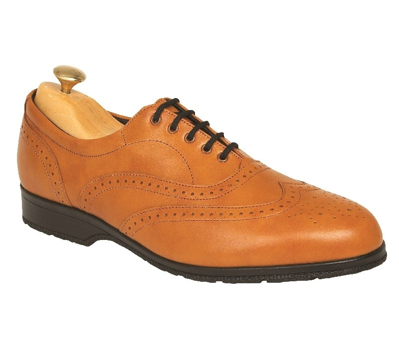 Hastings Polo Tan Artifact Leather