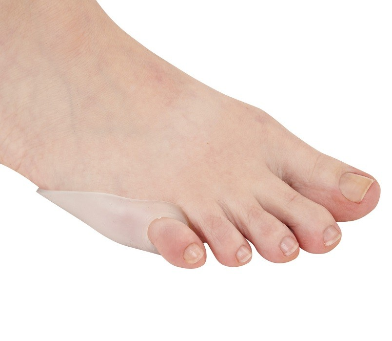 Silicone Last Toe Shield