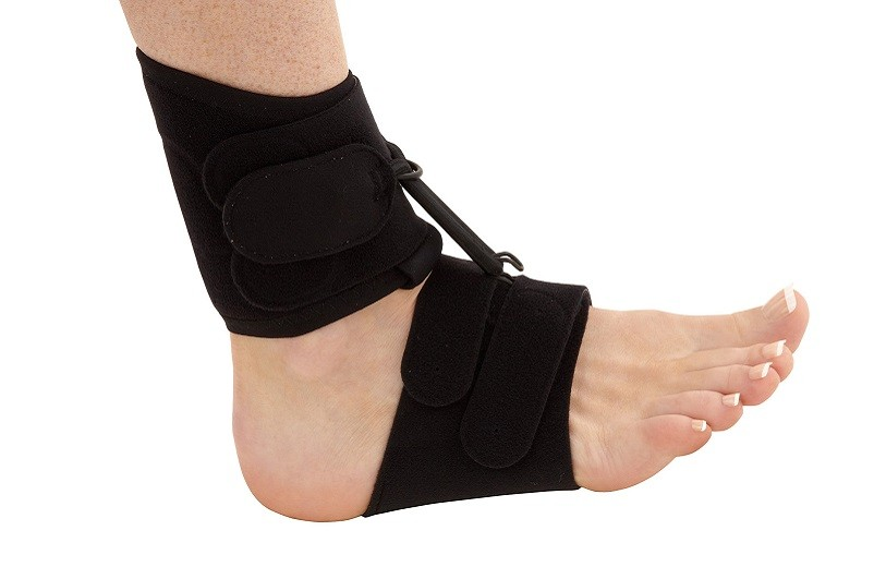 Boxia Ankle Brace side view