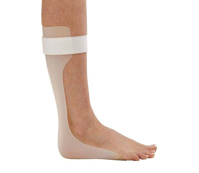 Solid AFO Metatarsal Lenght