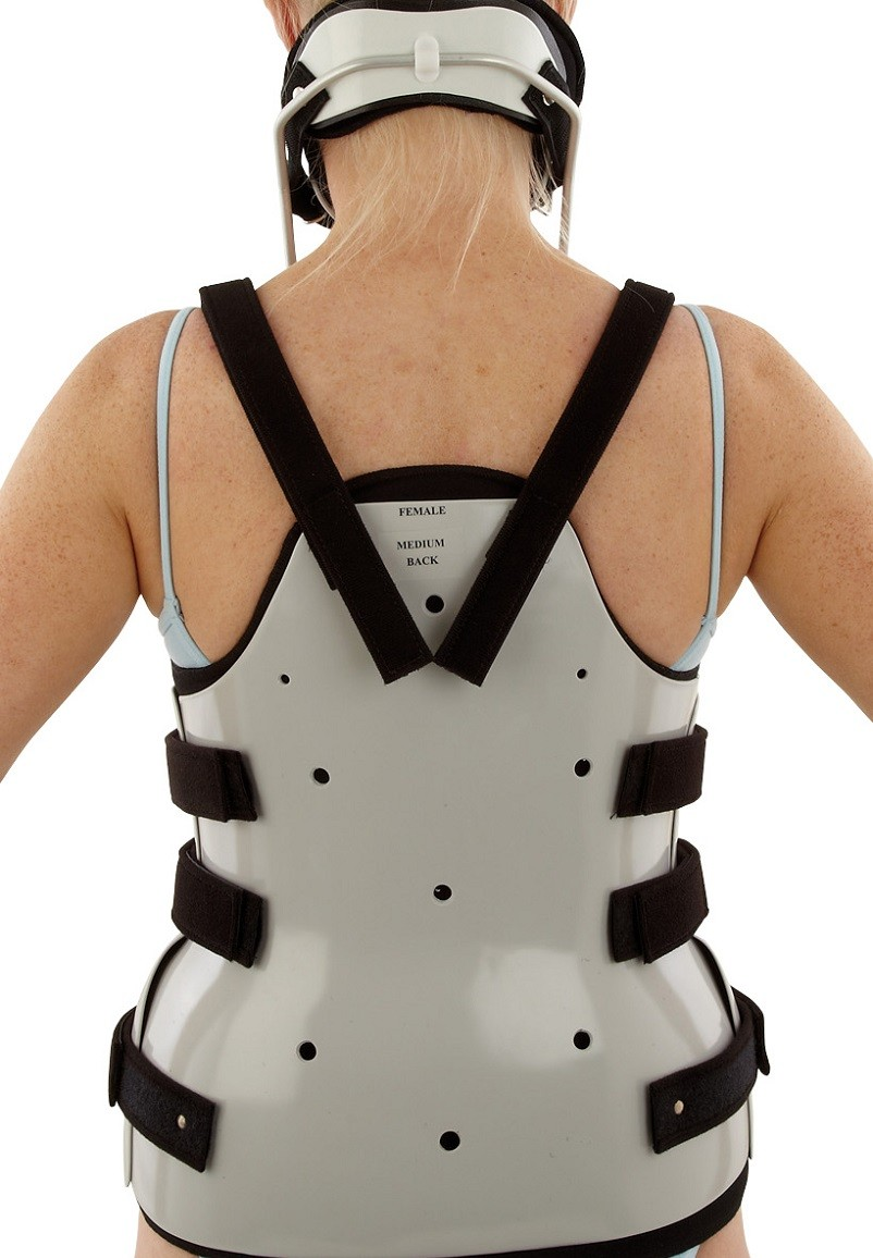 spinal orthosis ctlso spinal cervical orthotic products