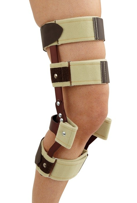 Hinged Swedish Knee Cage