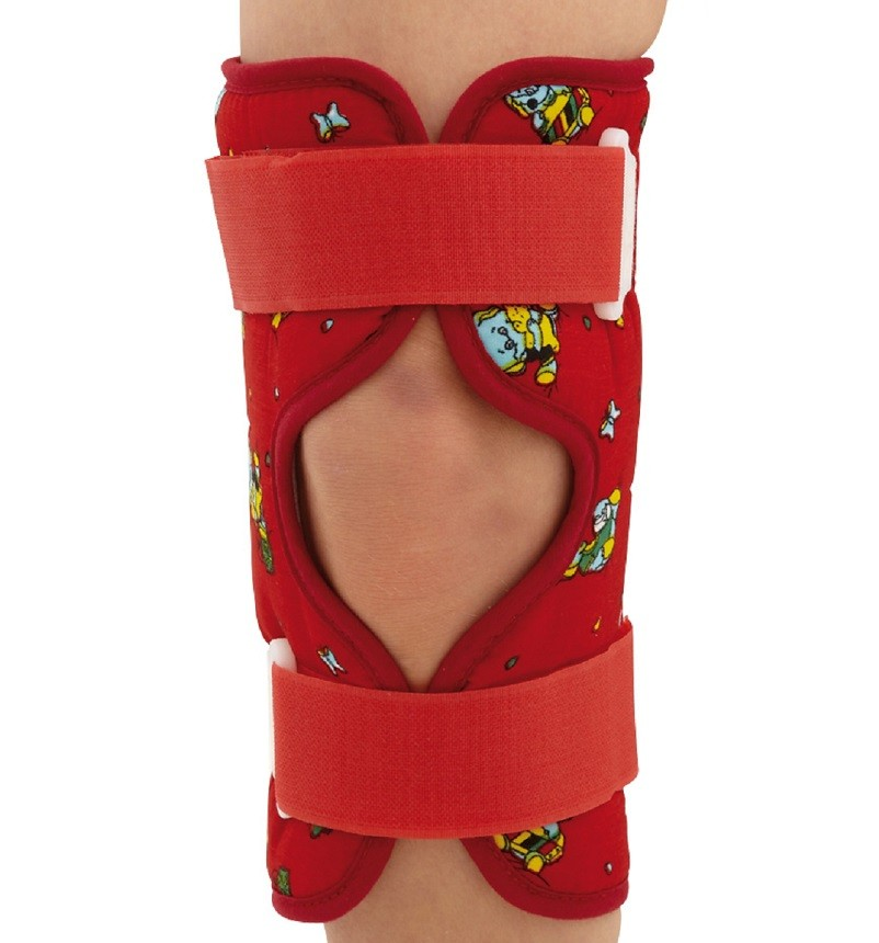 Paediatric Knee Immobiliser front view