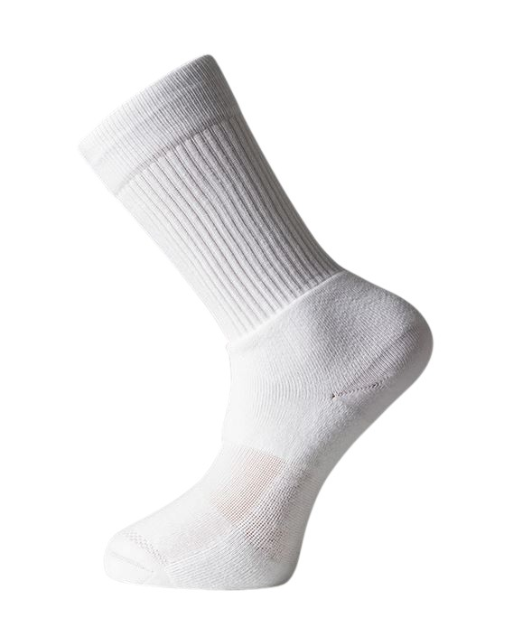 White Protect iT Everyday Comfort diabetic socks
